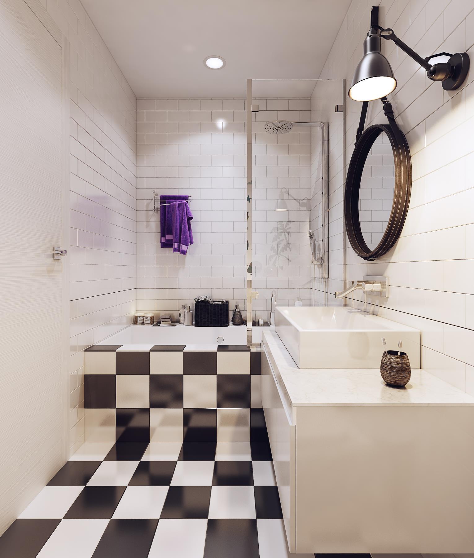 апартамент в скандинавски стил 6