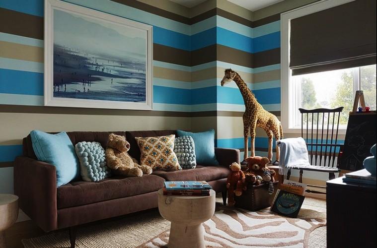 идеи за боядисване на стените 1
