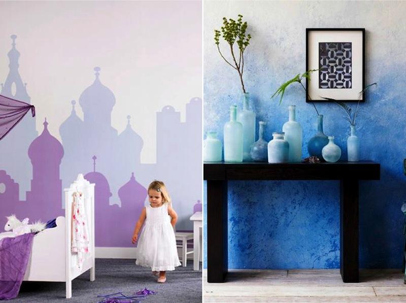 идеи за боядисване на стените 10