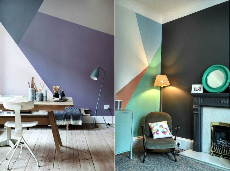 идеи за боядисване на стените 11