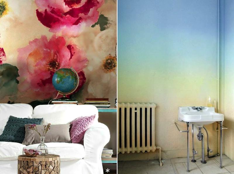 идеи за боядисване на стените 14