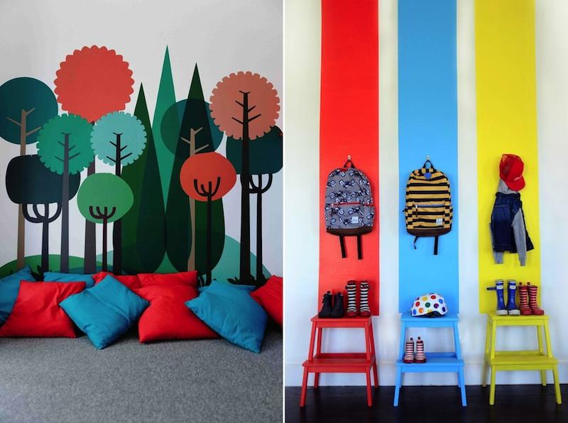 идеи за боядисване на стените 15