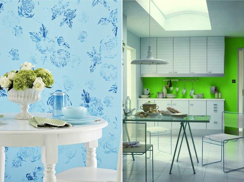 идеи за боядисване на стените 16