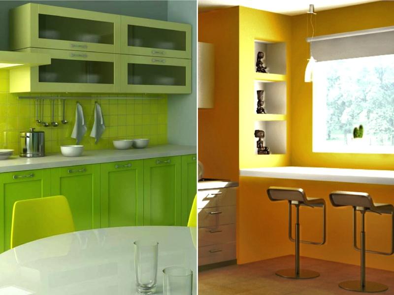 идеи за боядисване на стените 17