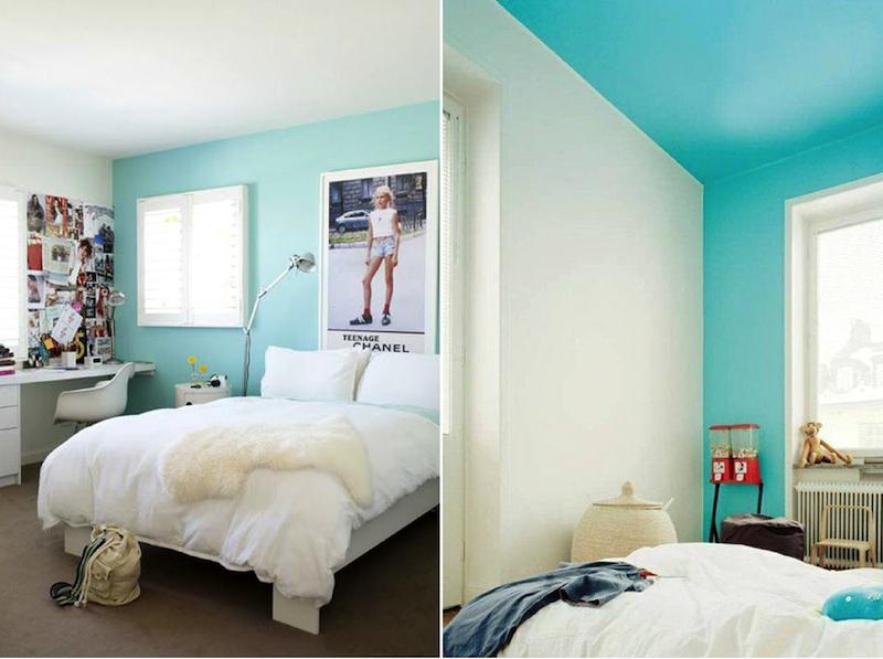 идеи за боядисване на стените 3