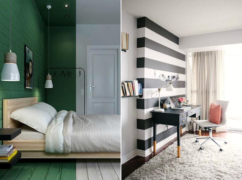 идеи за боядисване на стените 4