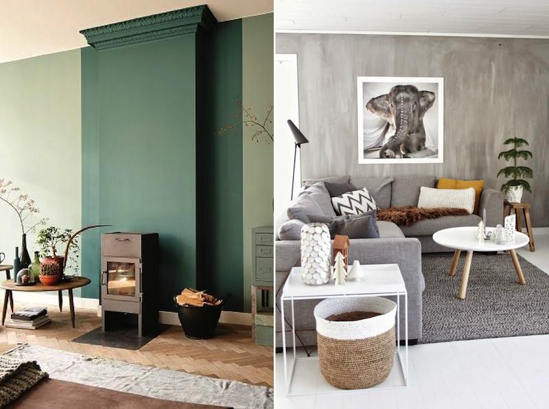 идеи за боядисване на стените 5