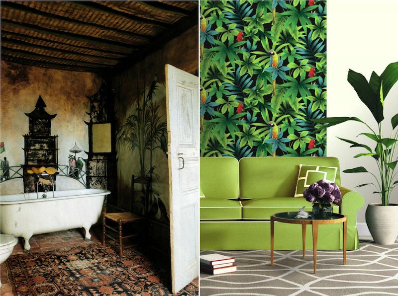 идеи за боядисване на стените 9