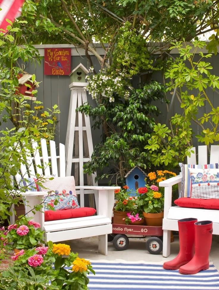 идея за малката градина 1