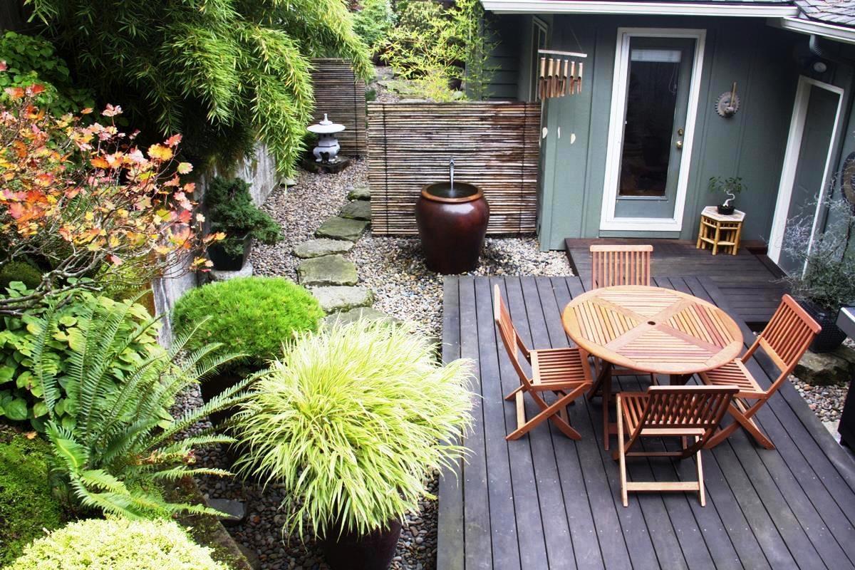 идея за малък двор