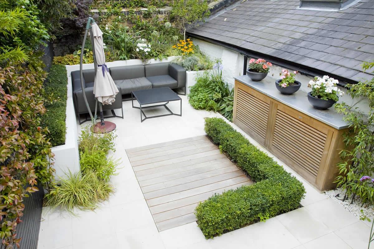 идея за малката градина 11