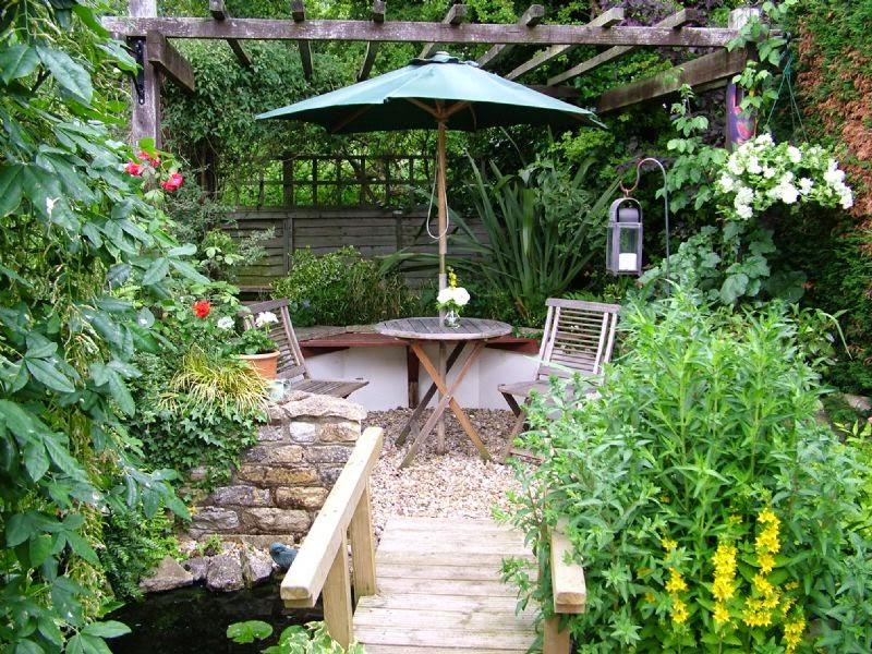 идея за малката градина 6