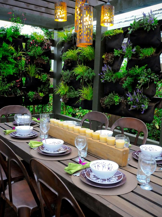 идея за малката градина 8