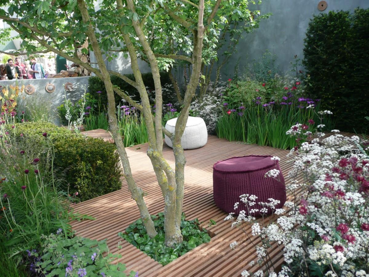 идея за малката градина 9