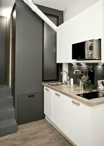 интериор на малък апартамент 1