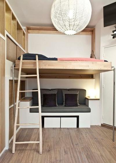 интериор на малък апартамент 2