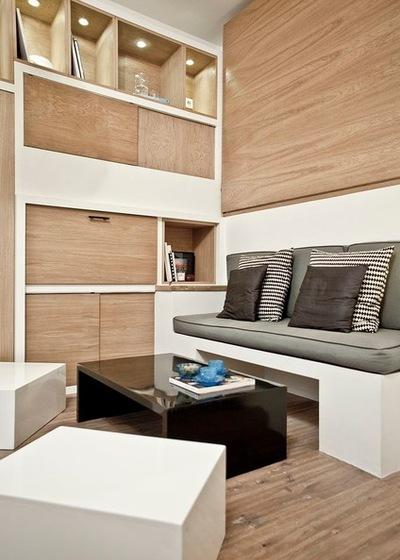 интериор на малък апартамент 6