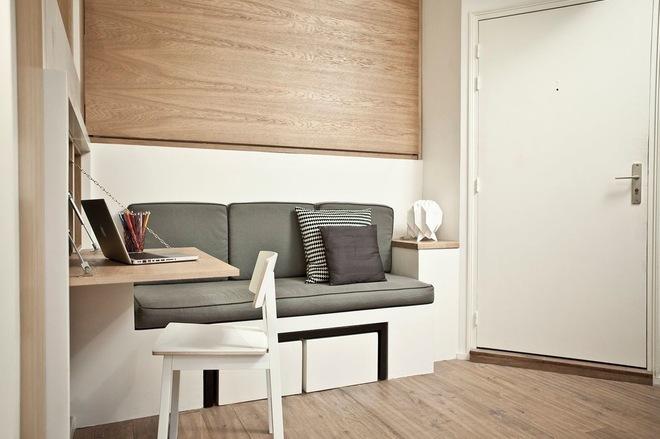 интериор на малък апартамент 8
