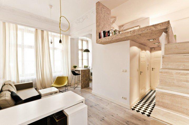 малък апартамент 1