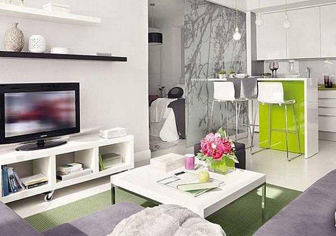 малък апартамент 16