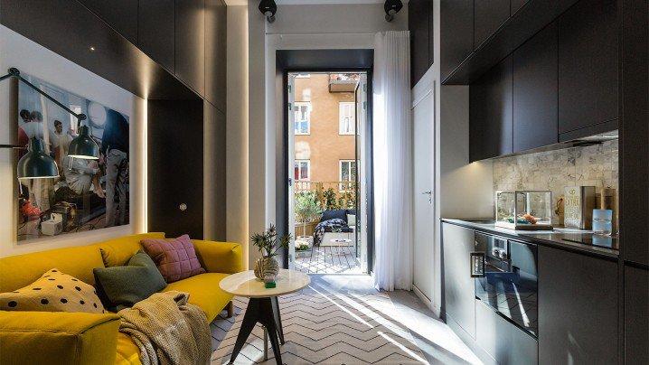 малък апартамент 4