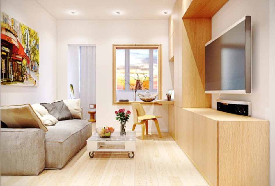малък апартамент 9