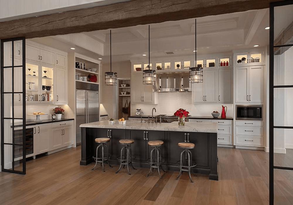 осветление в кухнята 3