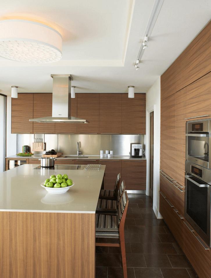 осветление в кухнята 4