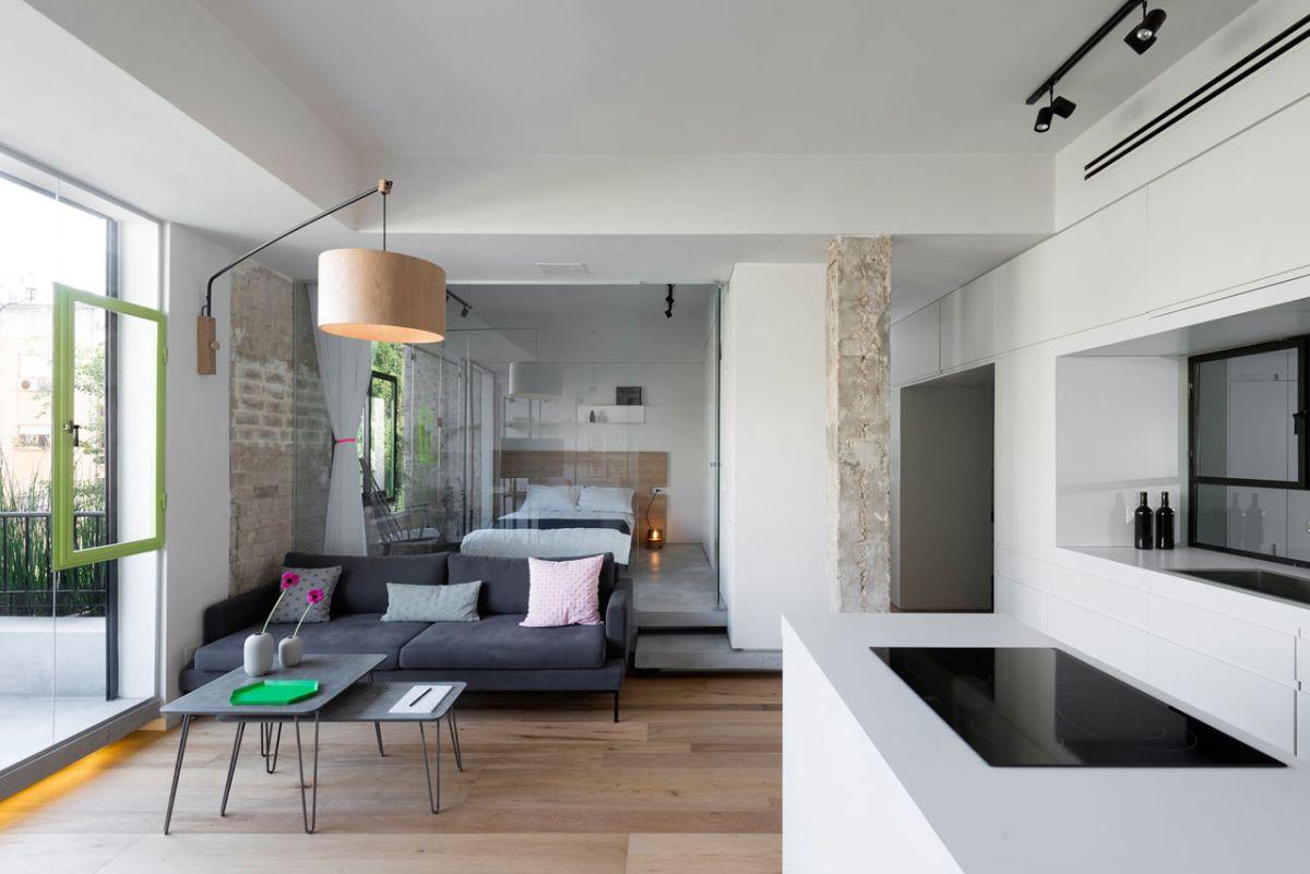 съвременен апартамент 1