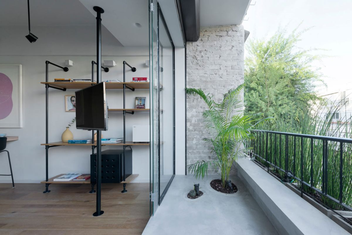 съвременен апартамент 13