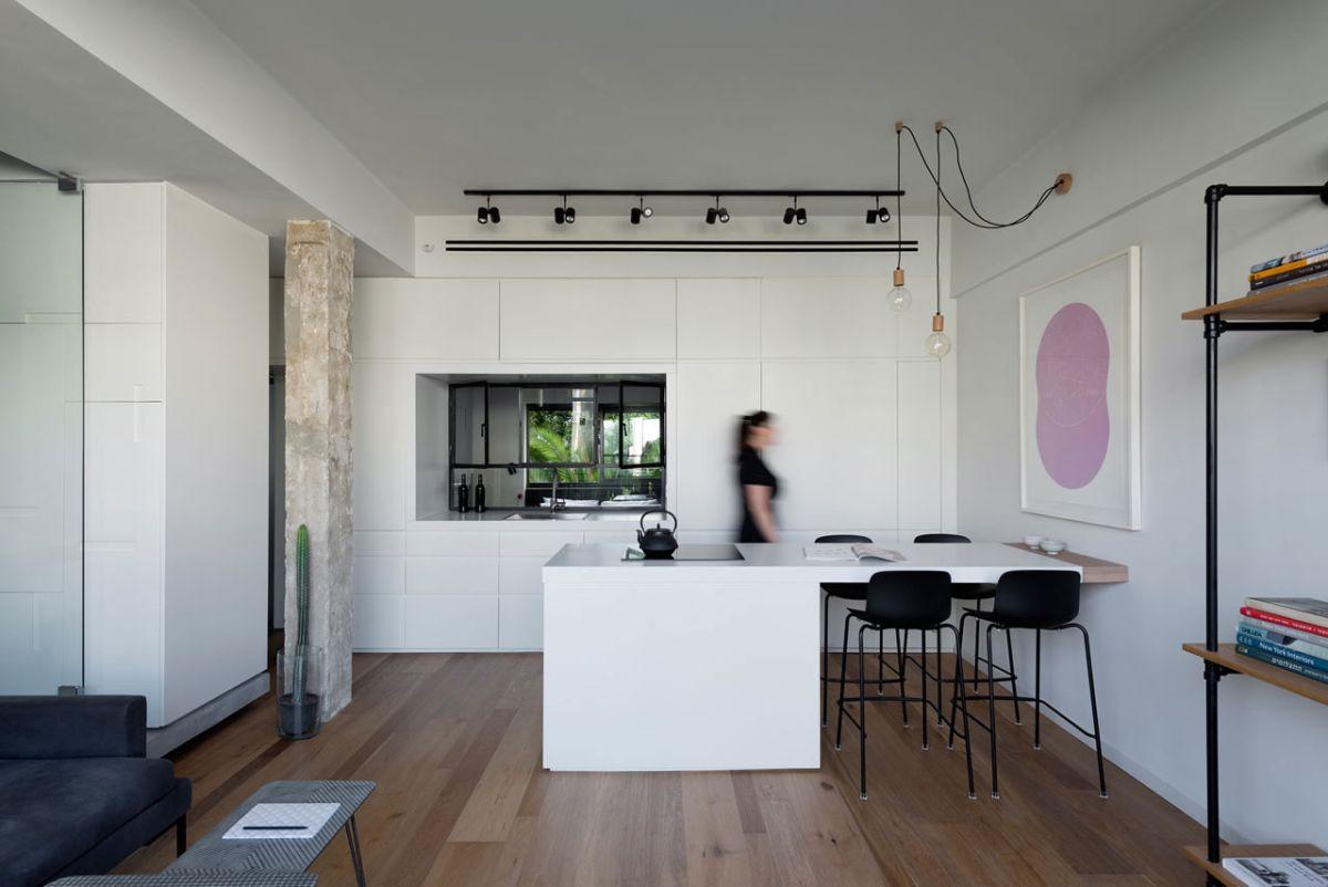 съвременен апартамент 5