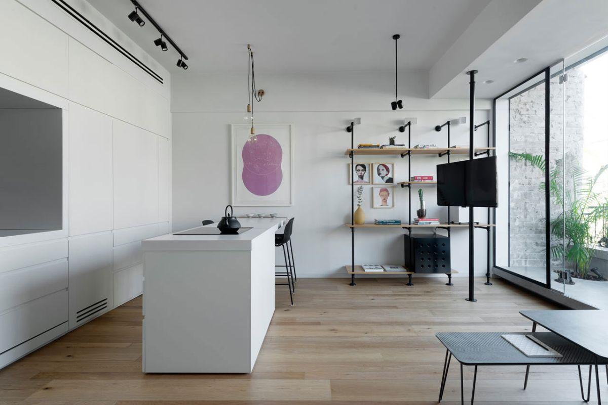 съвременен апартамент 8