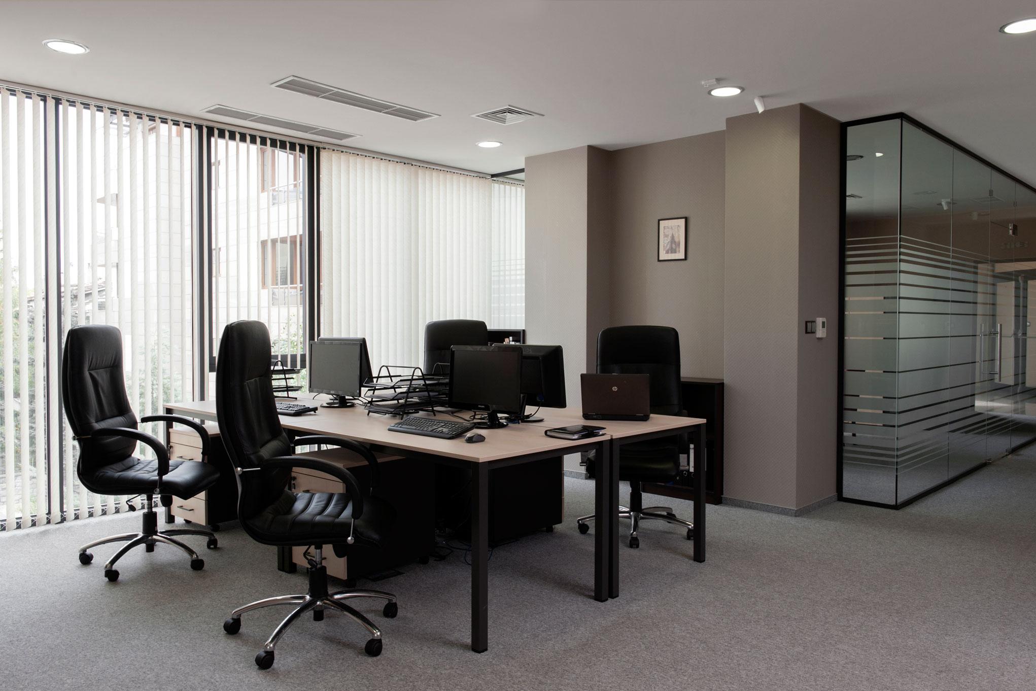 дизайн на офис