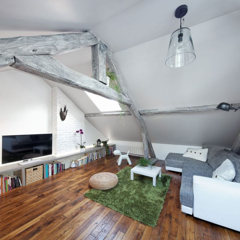 мансдарден апартамент