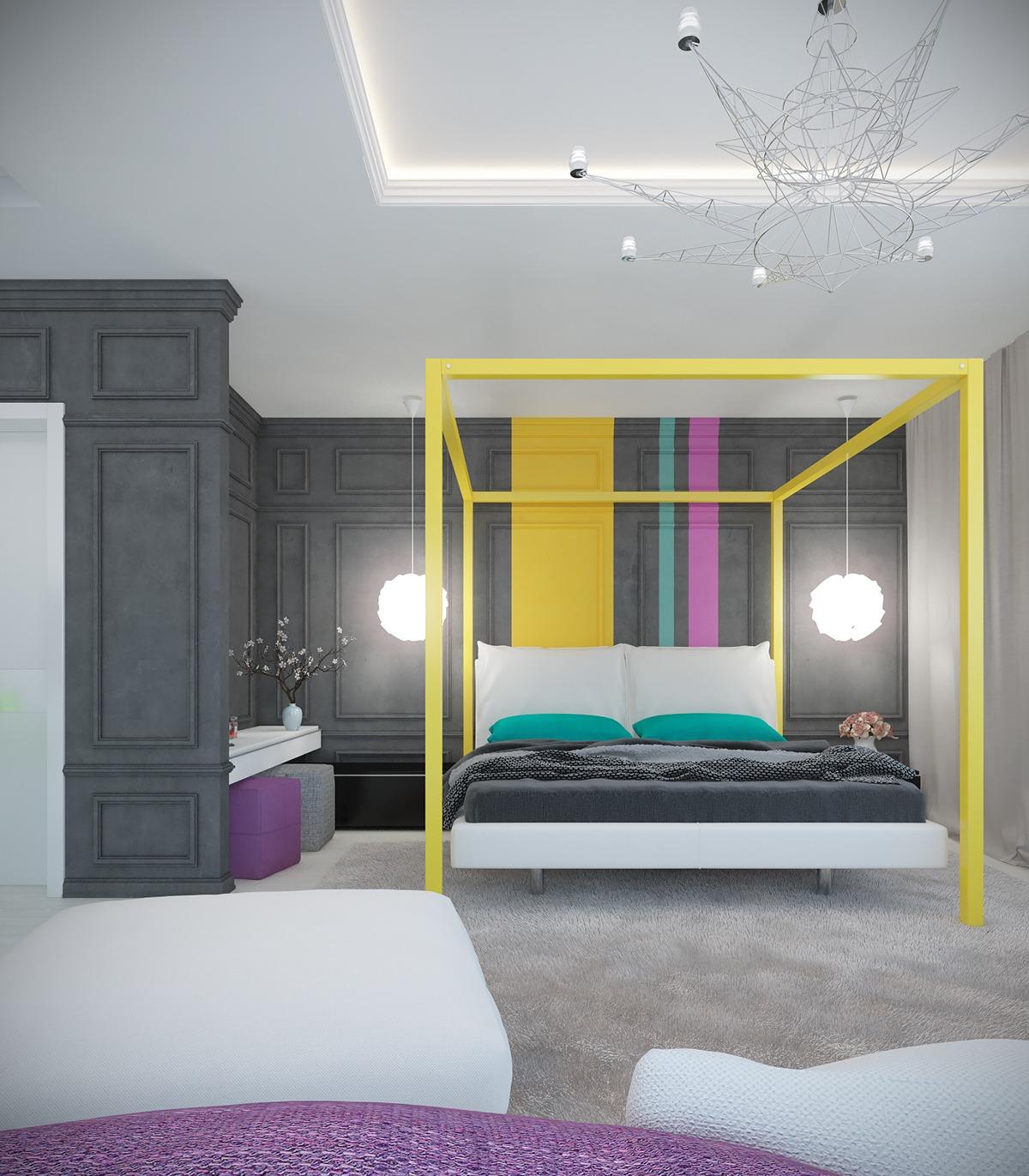 модерен апартамент