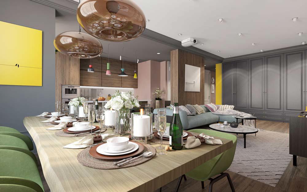 модерни апартаменти