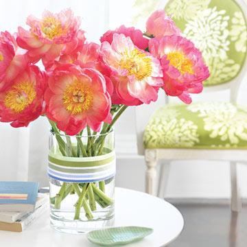 пролетен декор
