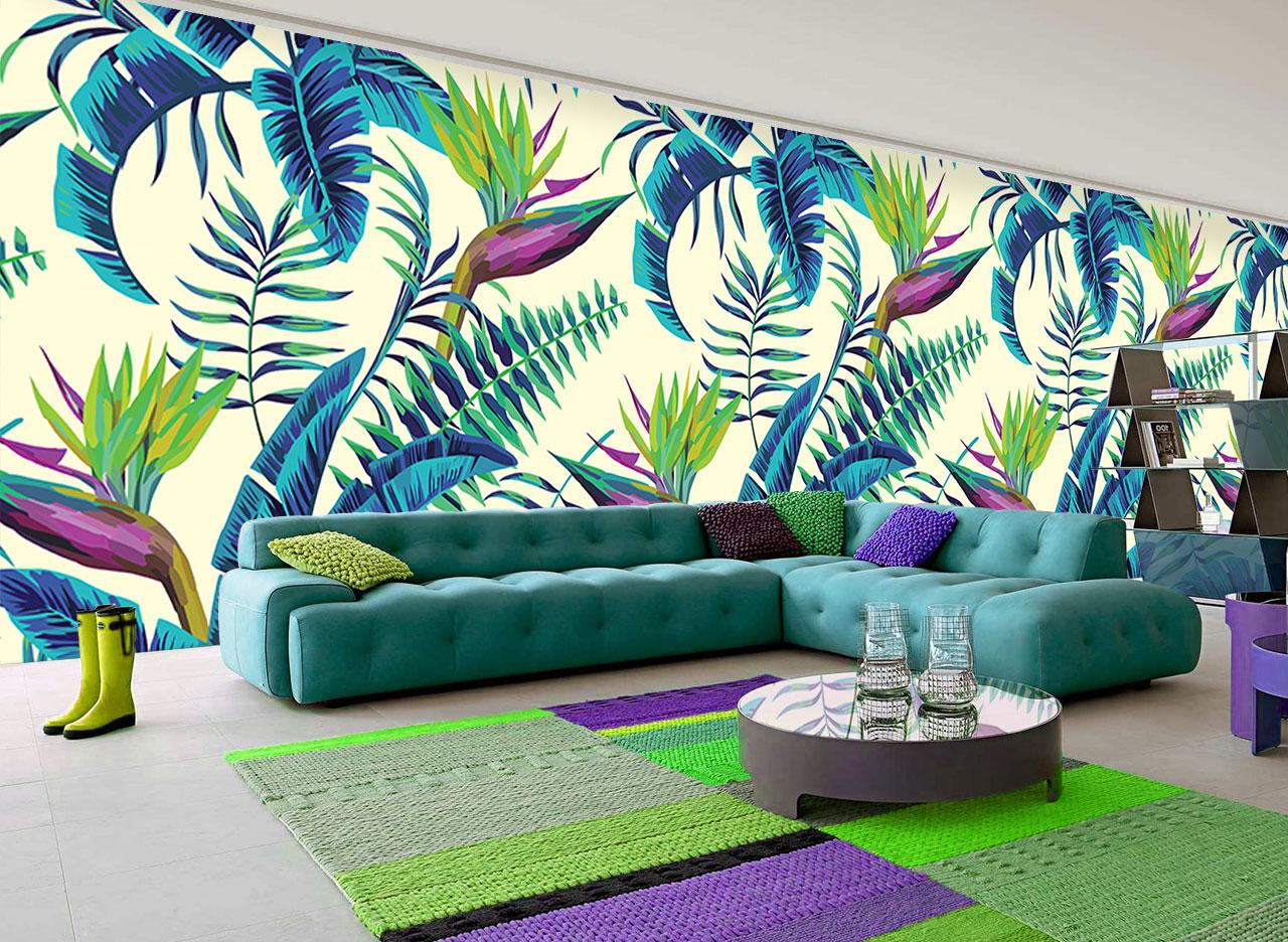 тропически тапети