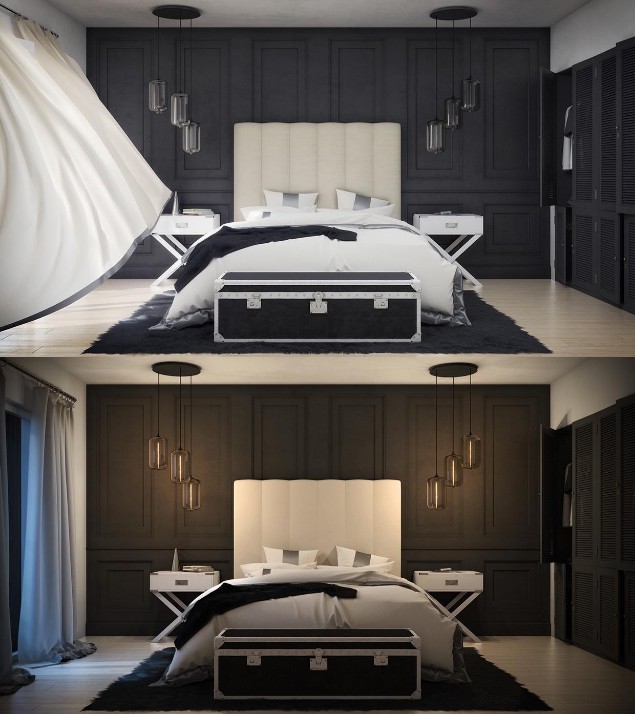 стилни спални