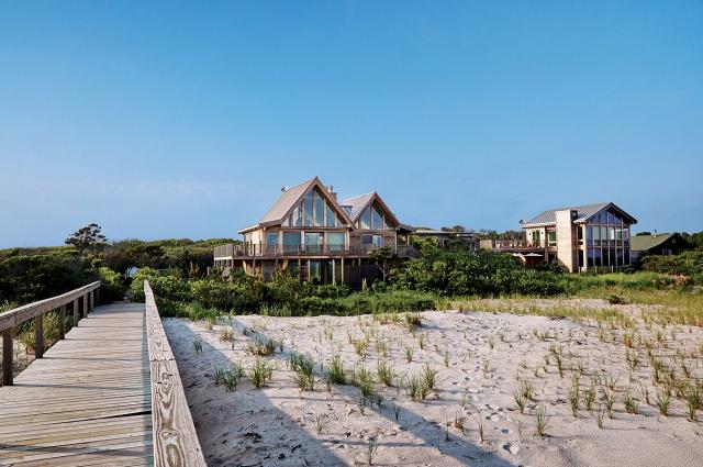 плажна къща