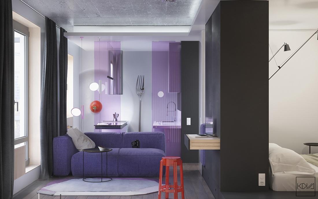 малки апартаменти