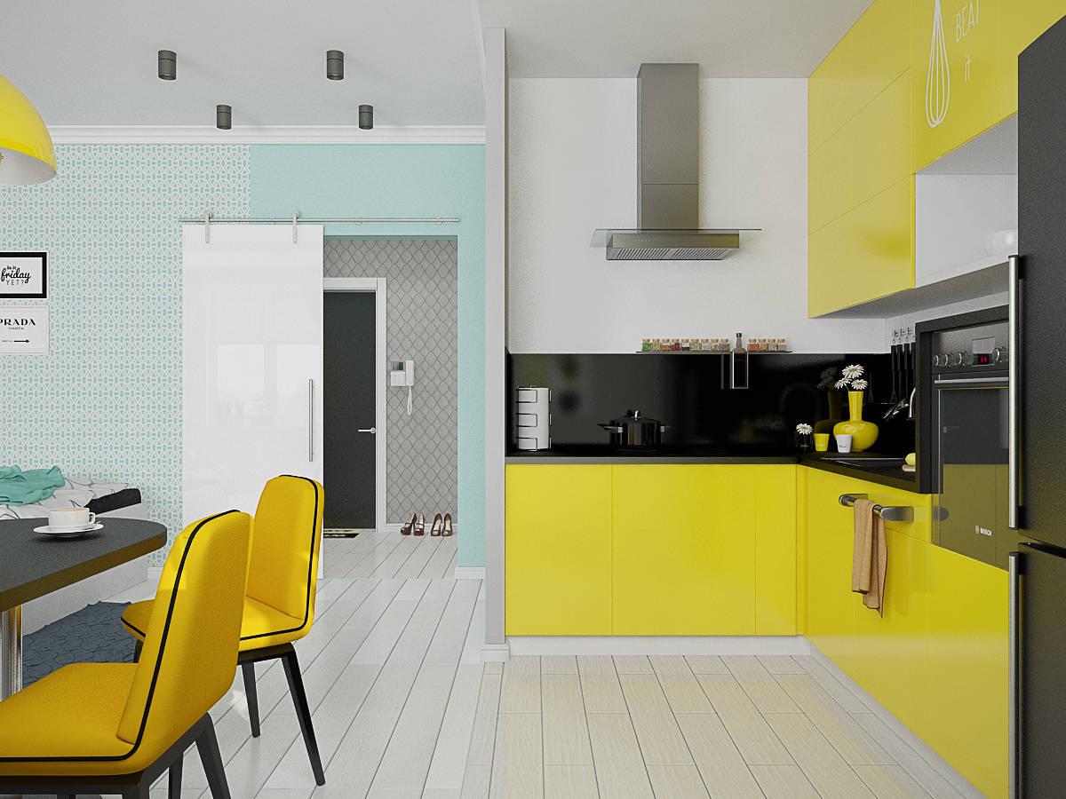 малък апартамент