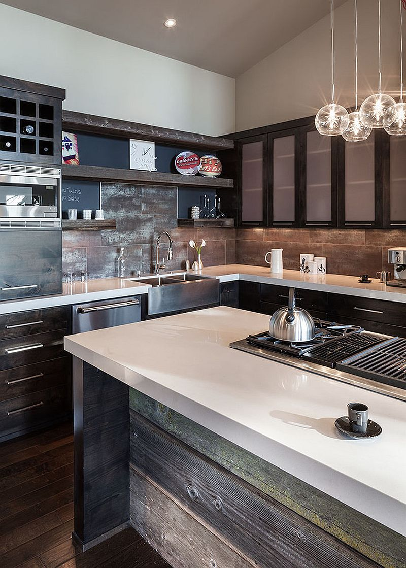 Ingenious-kitchen-backsplash-crafted-from-reclaimed-wood