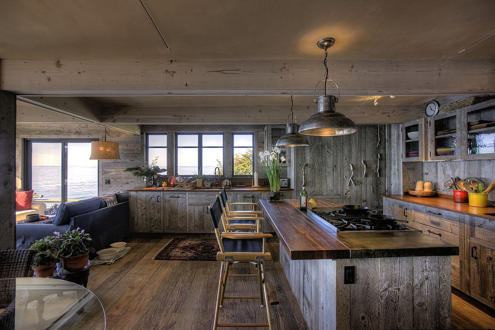 Reclaimed-teak-brings-class-and-durability-to-this-beach-style-kitchen