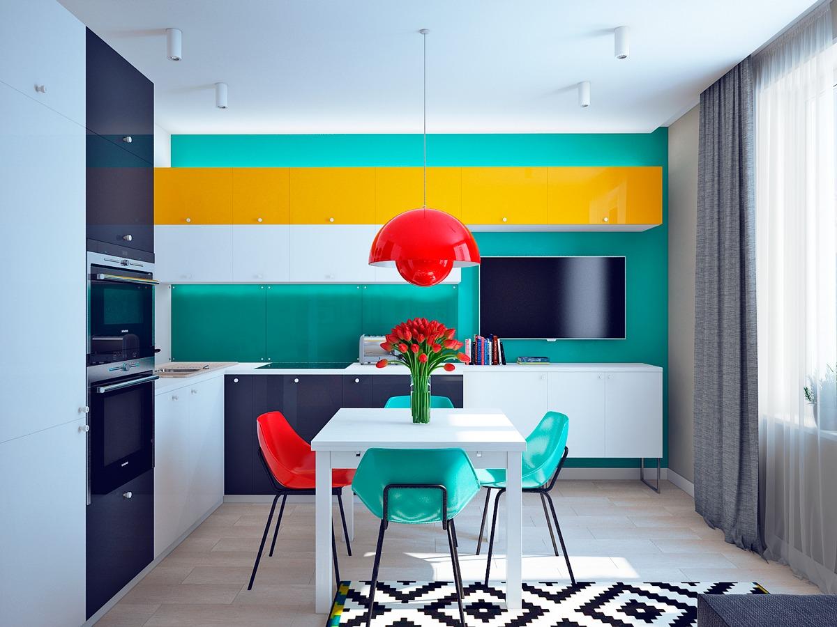 цветен дом