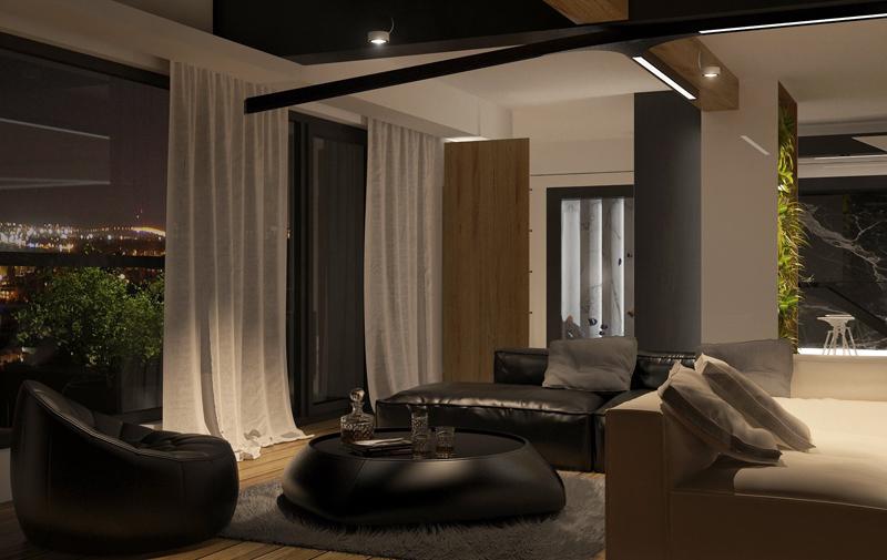 луксозен апартамент