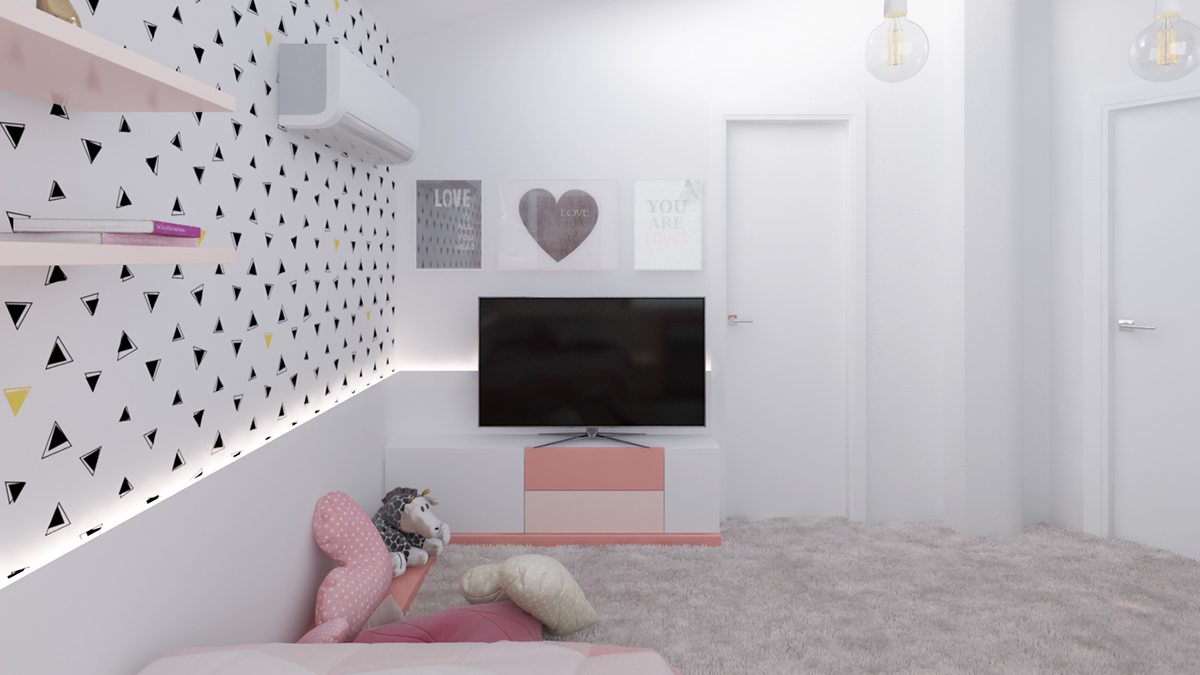 pink-kids-television-stand-inspiration