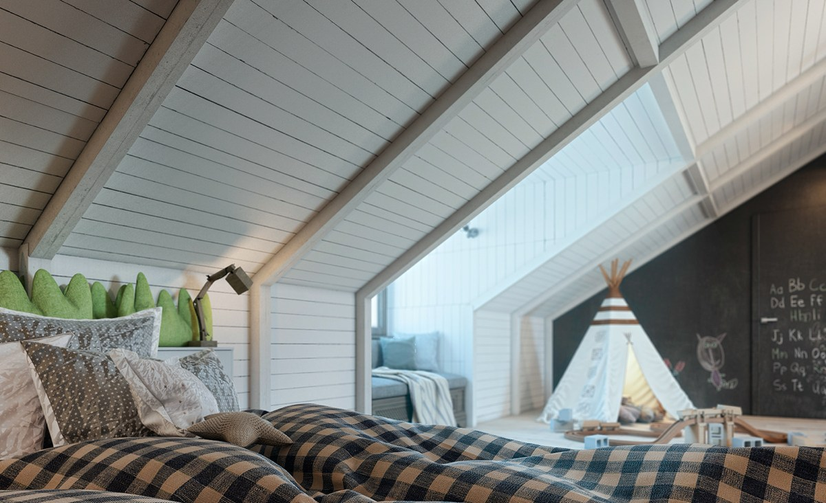 tipi-in-kids-bedroom