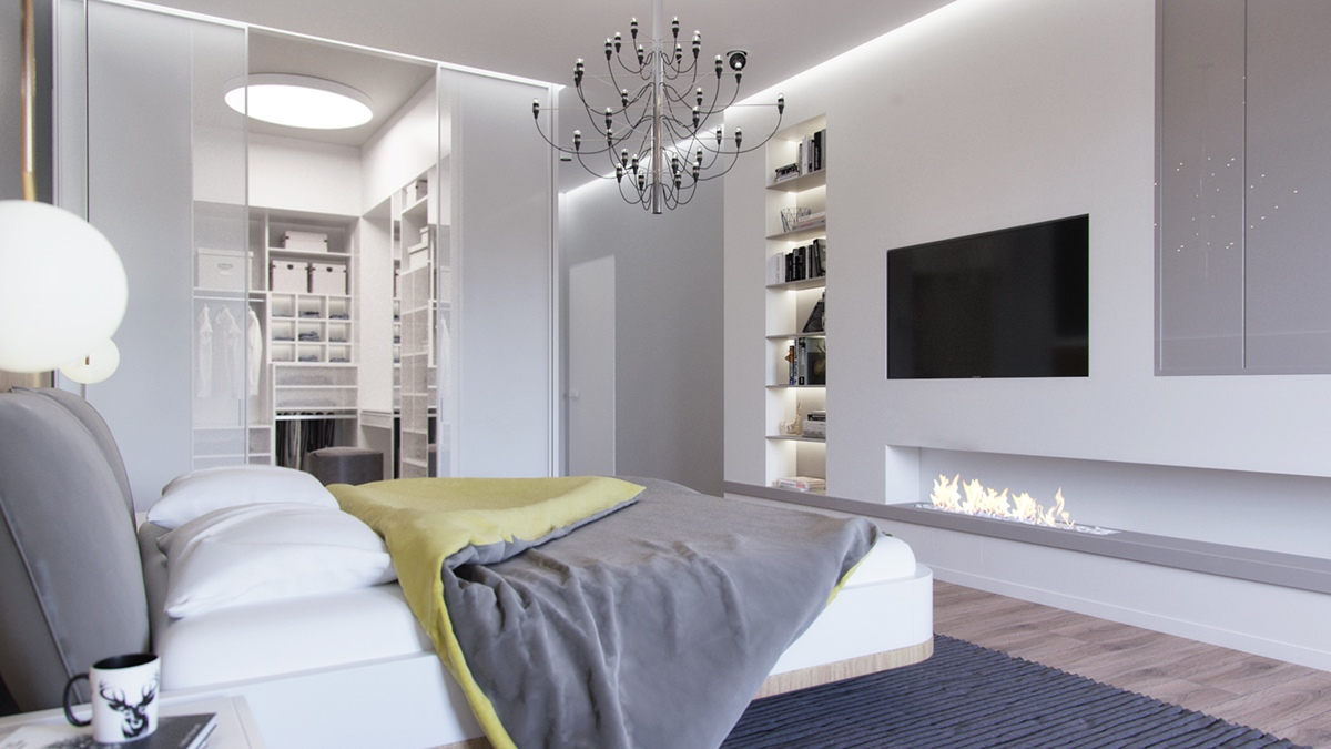 creative-lighting-for-grey-bedroom
