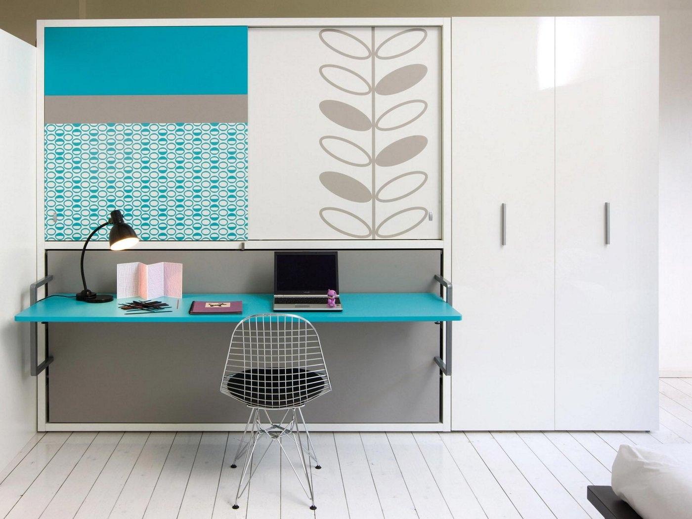 fold-down-desk
